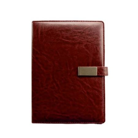 Angel Premium Leather Texture Cover Notebook Diary