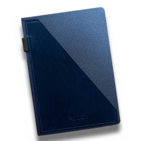 Designer Cover with Pen Holder & Pocket Notebook Diary