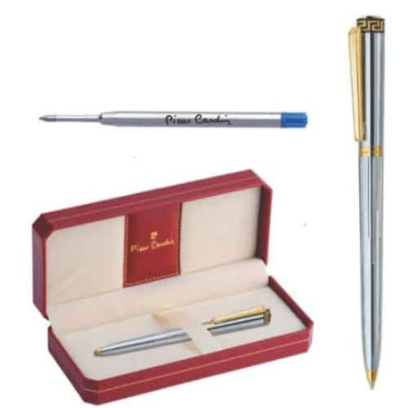 Pierre Cardin Majesty White Gold Exclusive Ball Pen