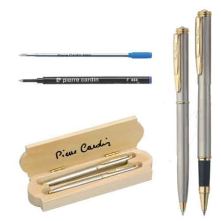 Pierre Cardin Long Champ Set of Roller Pen & Ball Pen