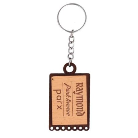 Wooden Key Chain 03