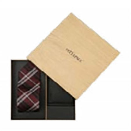 Satya Paul Wallet & Tie Set