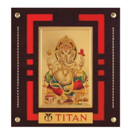 Ganesha God Frame / Wall Hanging 3009