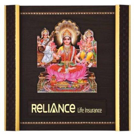 Laxmi Ganesh Saraswati God Frame / Wall Hanging - 3011
