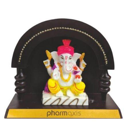 Pagdi Ganesh God Idol / Statue