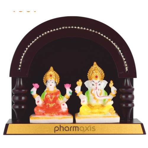 Lakshmi Ganesh God Idol / Statue