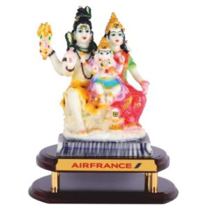 Lord Shiva Family God Idol/Statue