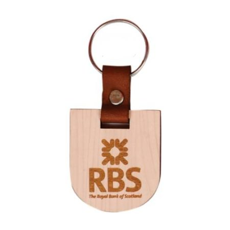 Wooden Key Chain 08