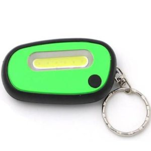 Keychain with Flashlight