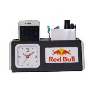 Desktop Organizer/ Office Table Top With Watch & Memo Pad 01