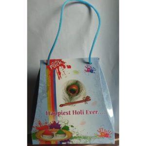 Happiest Holi Carry Bag