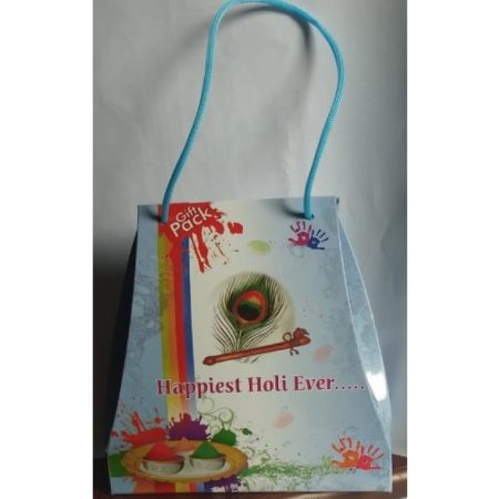 Happiest Holi Carry Bag
