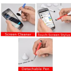 Pen With Stylus & Cleaner, Table Top