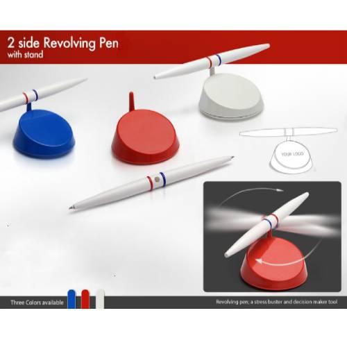 2 Side Revolving Pen