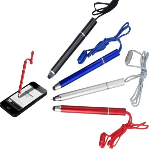 String Pen With Stylus