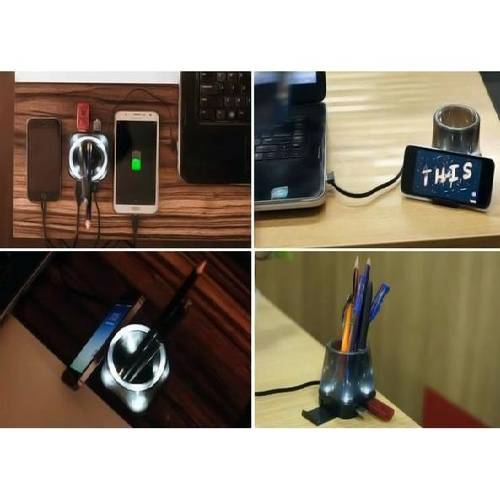 TechDeck Pen Stand, USB Drives & Mobile Stand