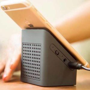 Mu-Stik Mobile Stand & Bluetooth Speaker