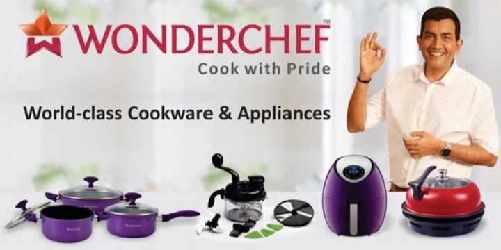 """wonderchef"