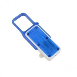 Women Safety Flash tag with Whistle & Torch