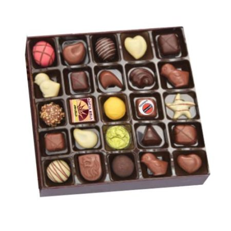 Assorted Chocolate Gift Box 25 pcs