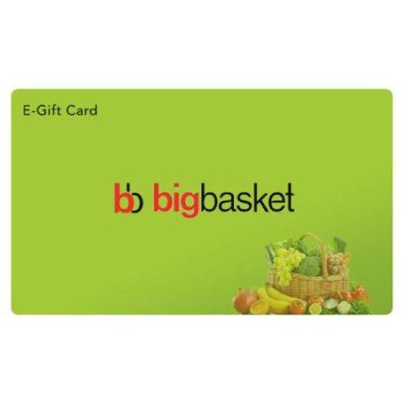 BigBasket Gift Card
