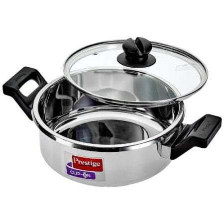 Prestige Clip-On Cookware Stainless Steel