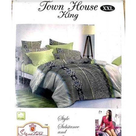 signature town house king XXL bedsheet
