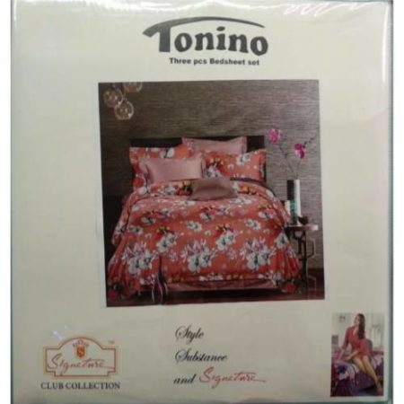 signature tonino double bedsheet