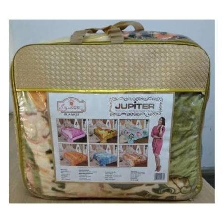Signature jupiter super soft double bed blanket