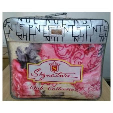 Signature Thompson double bed blanket
