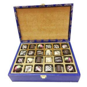 Handmade Chocolate Gift Box 24 Pcs