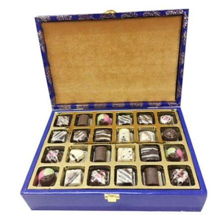 Handmade Chocolate Gift Box 24 Pcs