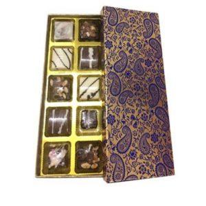 Corporate Chocolate Gift Box 10 Pcs