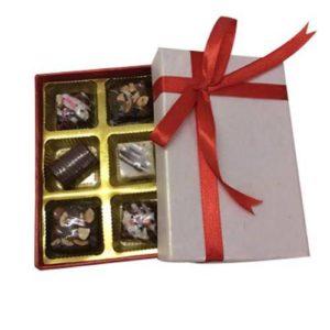 Customized Assorted Chocolate Gift Box