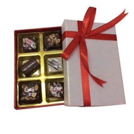 Customized Assorted Chocolate Gift Box