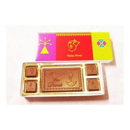 Happy Diwali Chocolate Gift Box