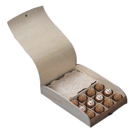 Corporate Logo Chocolates Gift Box