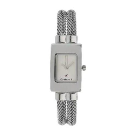Fastrack Stainless Steel Strap WatchNK2049SM09