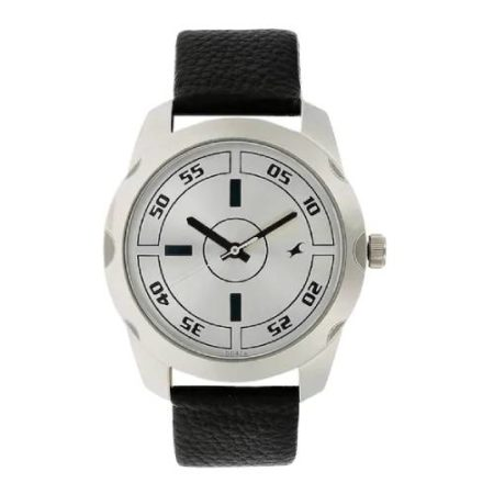 Fastrack Stainless Steel Strap Watch NK6152SM01