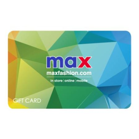 Max Fashion Gift Card