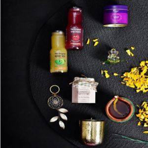 Diwali Mix Gift Hamper