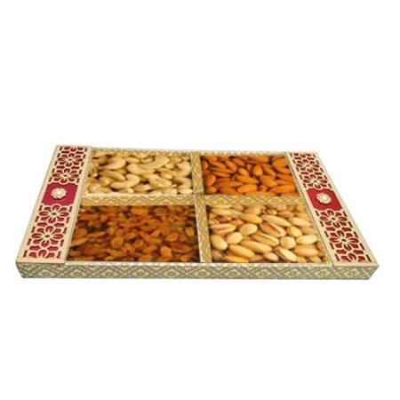 Dry Fruit Designer Gift Tray