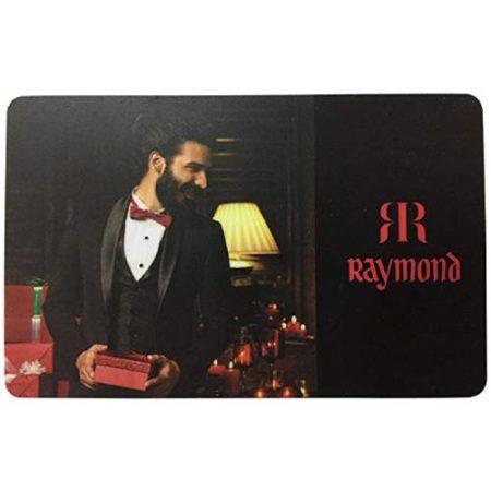 Raymond Gift Card