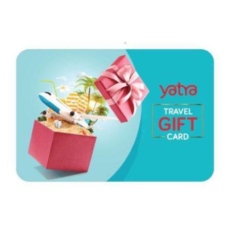 Yatra Gift Card