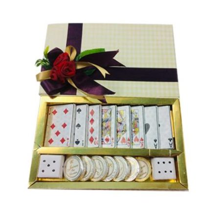 Chocolate Casino Gift Box 17 Pcs