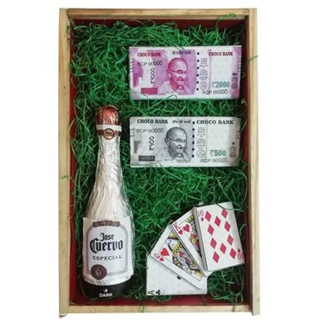 Playing Card Chocolate Gift Box