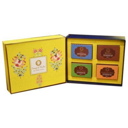 Luxurious Handmade Glycerin Soap Gift Box