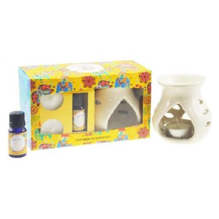 Aroma Burner Gift Set