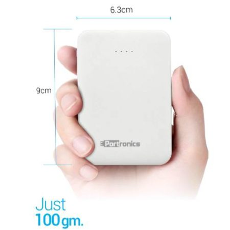 Portronics Indo 5 5000mAh Power Bank