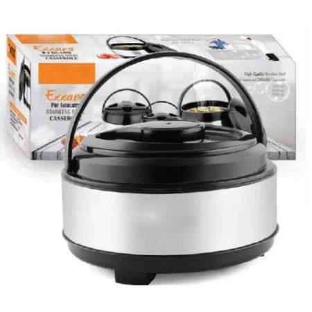 EXXARO Thermoware Casserole Set